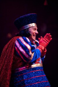 Jeffrey Shankle as Lord Farquaad.