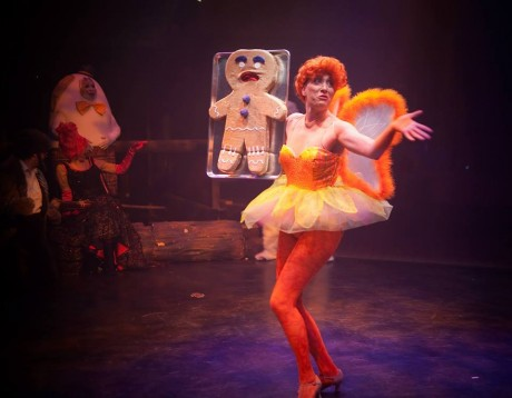 Gingy and the Sugarplum Fairy